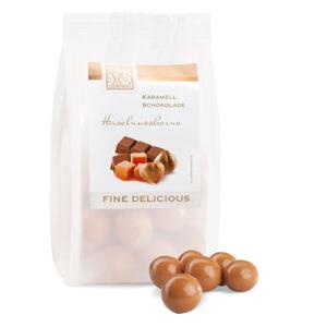 Sušené ovoce, ořechy, ovoce a ořechy v čokoládě v praktických baleních pro každou příležitost.